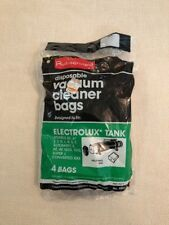 Rubbermaid Vacuum Cleaner Bags-4 Ply-For Electrolux Tank-G272 RM Three Bags