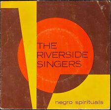 THE RIVERSIDE SINGERS  JBP LYON Dédicacé YOU'D BETTER RUN RARE 45T EP BIEM 341