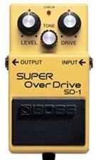 Boss Super Overdrive SD-1  DIY Mod Kit for Boss pedal - Upgrade Kit...