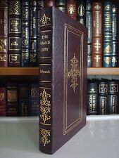 THE GRAND JURY George Edwards Gryphon Legal Classics Leather