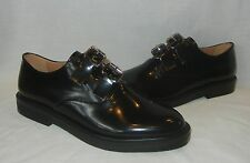 UO Urban Outfitters Women's Aster Double Buckle Oxfords Shoes Retail $125 sz 10