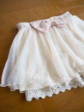 LIZ LISA Tricot Bouffant 3 Layered Sukapan Skirt Hime gyaru Lolita Kawaii Japan