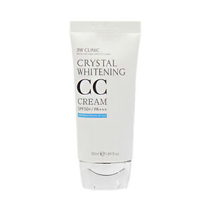 [3W CLINIC] Crystal Whitening CC Cream - 50ml (SPF50+ PA+++)