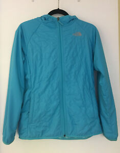 The North Face Youth Blue Jacket Sz  XL 18 years or Ladies XS