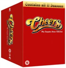 Cheers Seasons 1 to 11 Complete Collection DVD Region 2