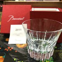 RARE Baccarat Lowball Glass Limited Edition Crystal Etna 2011 from Japan