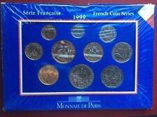 FRANCE -  Superbe Coffret B.U. 1999
