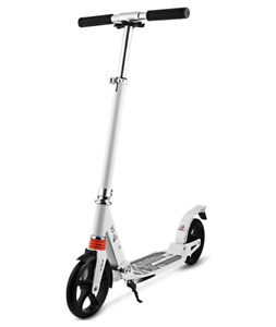 WeSkate Urban DC-001 Foldable Scooter White