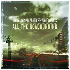 Mark Knopfler and & Emmylou Harris - All the Roadrunning - NEW CD - Road Running