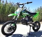 Pit Bike Coolster 125cc Semi Auto Mid Size Cali Legal Dirt Bike - XR-125 SEMI-AU