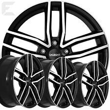 Dezent TR dark für VW Beetle Cabrio 1Y Alufelgen Satz 17 Zoll Felgen