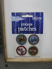 Pure Juice Take Ride Sticker Patches Embroidered Fabric Embellishment New A18526