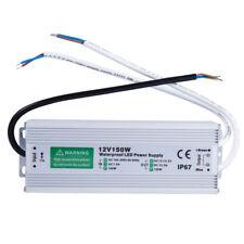 Dc Power Supply Adapter Outdoor Waterproof Transformer 12v 150w Led Strip Light