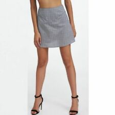 Lioness Women's Skirt Take a Chance on Me Check Plaid High Waist NWT Size XSmall