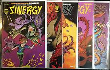 Sinergy #1-5 Set NM- 1st Print Free UK P&P Image Comics