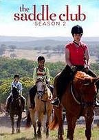 SADDLE CLUB: SEASON 2 (Keenan Macwilliam) - DVD - Region Free - Sealed