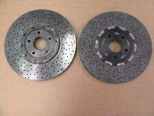 New Other Pair Disc Brake Rotor Front fits 2009-2013 Chevrolet Corvette 25843121