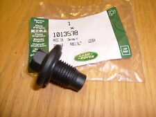 GENUINE LAND ROVER DISCOVERY 3 and 4 SUMP OIL DRAIN PLUG 1013938 DS