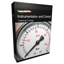 Instrumentation Control Engineering Pressure Detector Training Book Course CD