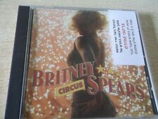 BRITNEY SPEARS circus  2TR ISRAEL ISRAELI PROMO CD SINGLE