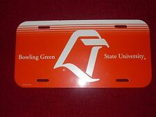 New listing BOWLING GREEN STATE FALCONS  LICENSE PLATE