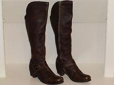 nomenklatura leather boots size 5.5 uk