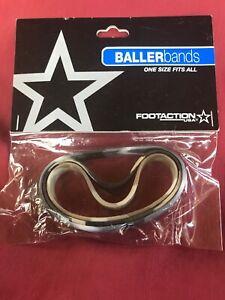 Footaction Brand Baller Bands Bracelets Desert CAMO PEACE 3 Pack New!