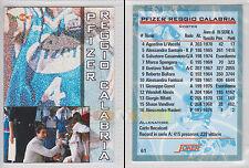 JOKER BASKET Serie A1 1994-95 Carlo Recalcati, Pfizer Reggio Calabria # 61 Buona