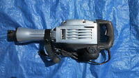 New 1700w Electric Demolition Jack Hammer With 2 Chisels Concrete Breaker HD
