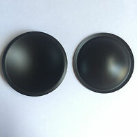 New 1Pair/ 2PCS Of 45 mm SPEAKER DOME DUST PP CAP Cover