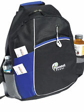 "PICKLEBALL MARKETPLACE ""Metro"" Backpack - New/Embroidered - Royal Blue"