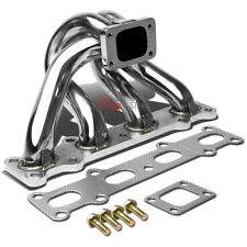 FOR MIATA/MX5 NA/NB 1.8 T25/T28 STAINLESS STEEL TURBO CHARGER HEADER MANIFOLD