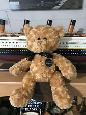 "RMS TITANIC, LUIGI GATTI'S TEDDY BEAR, 14"" 1912 SURVIVED THE SINKING, CUTE RP"
