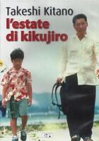 Dvd L'ESTATE DI KIKUJIRO di Takeshi Kitano nuovo 1999