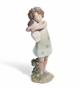 LLADRO Porcelain : LEARNING TO CARE 01008241