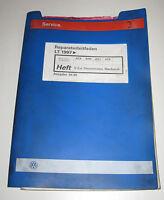 Werkstatthandbuch VW LT 5 Zylinder Dieselmotor Mechanik Kühlung Abgasanlage