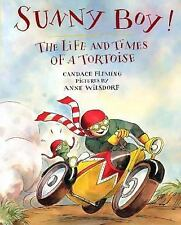 Sunny Boy!: The Life and Times of a Tortoise-ExLibrary