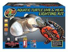 ZOO MED AQUATIC TURTLE UVB & LIGHTING KIT