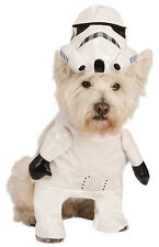 Star Wars Stormtrooper Pet Dog Cat Halloween Costume