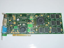 3DLabs Oxygen GVX1 32MB PCI (Non AGP) Graphics Accelerator Video Card 50-134C1-0