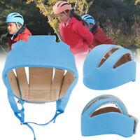 Adjustable Baby Toddler Safety Helmet Protective Harnesses Hat Kid Headguard
