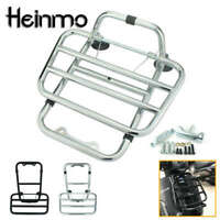 Motorcycle Chrome Front Luggage Carrier Rack For Vespa Piaggio GTS 250 GTS 300