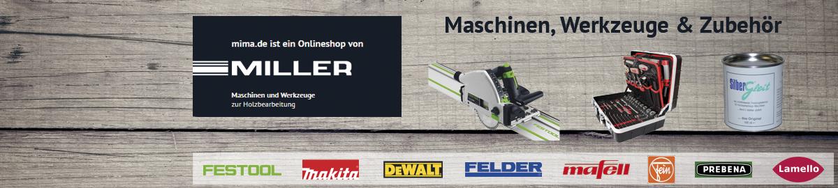 MILLER GmbH & Co. KG   mima.de