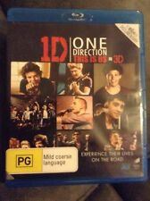 1D One Direction This Is Us In 3D - Blu Ray - Free Post!