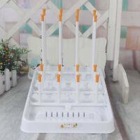 Baby Milch Flaschen Trockner Fütterungsschalen Trockengestell Regallager