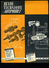 (C13) REVUE TECHNIQUE AUTOMOBILE PEUGEOT 404 / MOTONAUTISME