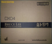 Hot Toys DX04 Enter the Dragon Bruce Lee 1/6 Figure Normal Edition Opened New