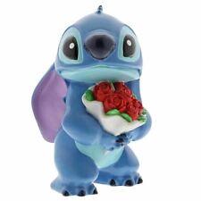 Disney Stitch Flowers Mini Collectable Lilo and STITCH Figurine - Boxed