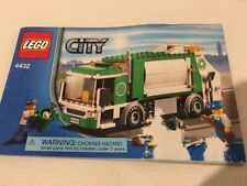 Lego city 4432 - instruction manual Only