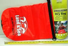 Land & Sea Heavy Duty Reinforced PVC 10 Litre Waterproof Dry Bag